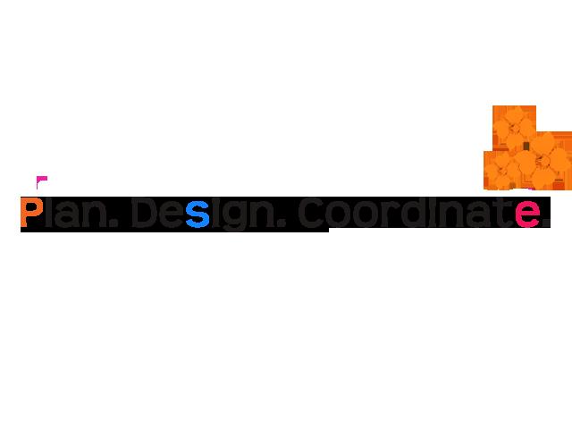 Plan - Design - Coordinate