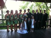 Molly and Chad's wedding