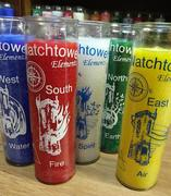 watchtower / elemental candles