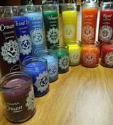 Chakra Sevenday and 50 hour candles