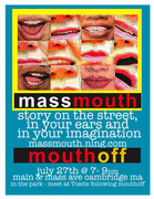 mouthoff poster