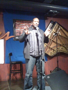 Kevin Brooks at Ryles