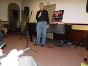 Story Slam mass mouth south Norwell 4/11/14