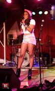 Bella Nae performing at Sullivan Hall NYC