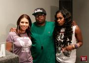 DJ Blazita, Big Heff and Bella Nae at DTR Radio