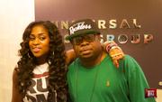 Bella Nae and Big Heff at Universal Music Group