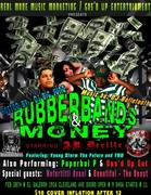 Rubberbands & Money Showcase Flyer