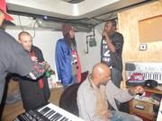 A.P.G. , Mike Feez(Hustle Gang/Hash Money), Mr. Take A F7ick, & Miles J.