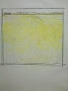 Yellow Field Sketch