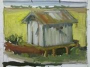 Pumphouse behind Rivervale