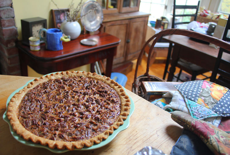 CSA Cookoff: Best-Kept-Secret Pecan Pie