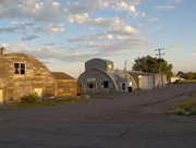 Old feed store and creamery.