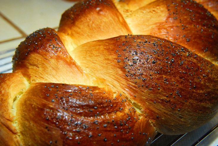 HOME Cooked Winter Recipes: Challah