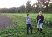 New Entry Open Farms Tour: Nasrin Morovaty