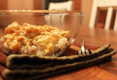 Pumpkin Curry