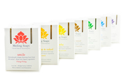 Meiling Skincare Natural Soaps organic ingredients