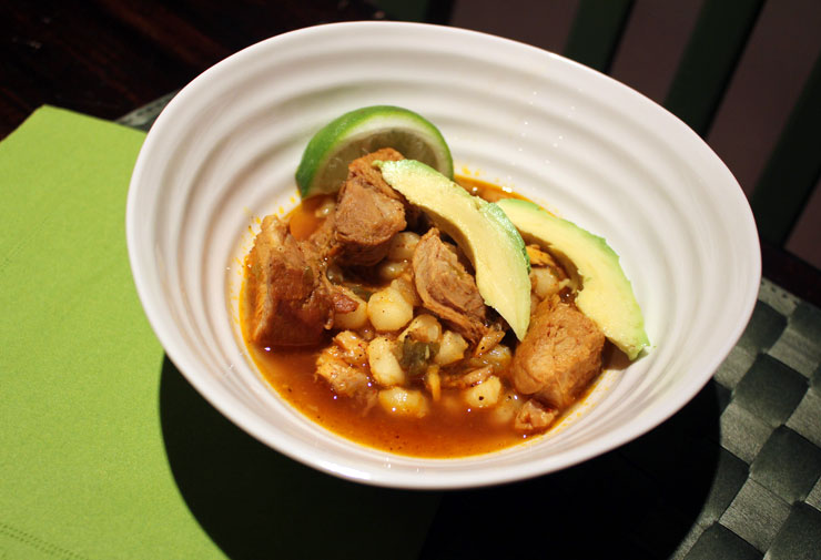 HOME Cooked Winter Recipes: Pork and Posole Stew