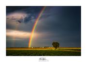 Like a rainbow in the dark