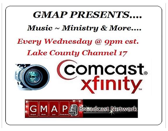 GMAP Presents on Comcast