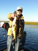 Fun times Shiner Fishing on Lake Toho!!
