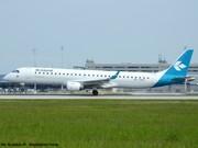 I-ADJX Air Dolomiti Embraer ERJ-195LR EDDM