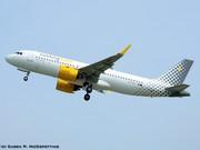 EC-NCU Vueling Airlines Airbus A320-271N EDDM
