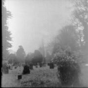Churchyard, Llandaff Cathedral, Cardiff