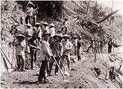 Central Pacific Railroad's Chinese immigrants
