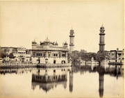 Golden Temple Umritsur 1870s