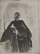 Julien Vallou de Villeneuve: Standing Female Nude.