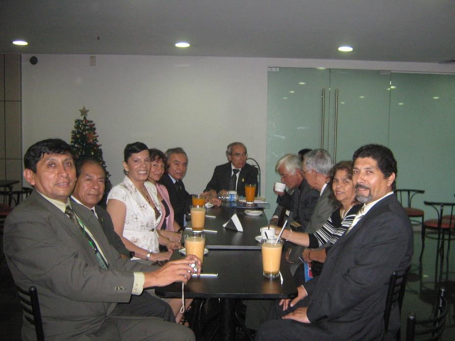 Compartiendo ECI 2010