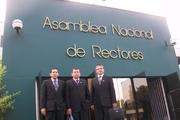 En la Asamblea Nacional de Rectores de Perú