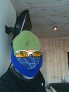 Ut på ski tur i minus 26g