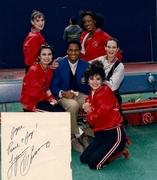 Houston Gambler's (USFL) Highrollers Cheerleaders - 1985
