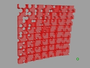 parametric wall preview