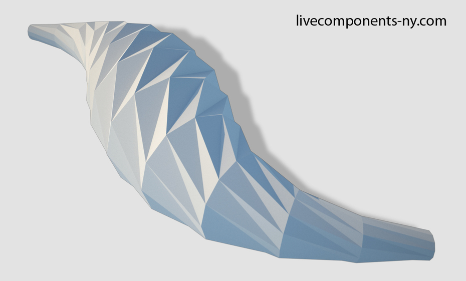 Tessellated Folding