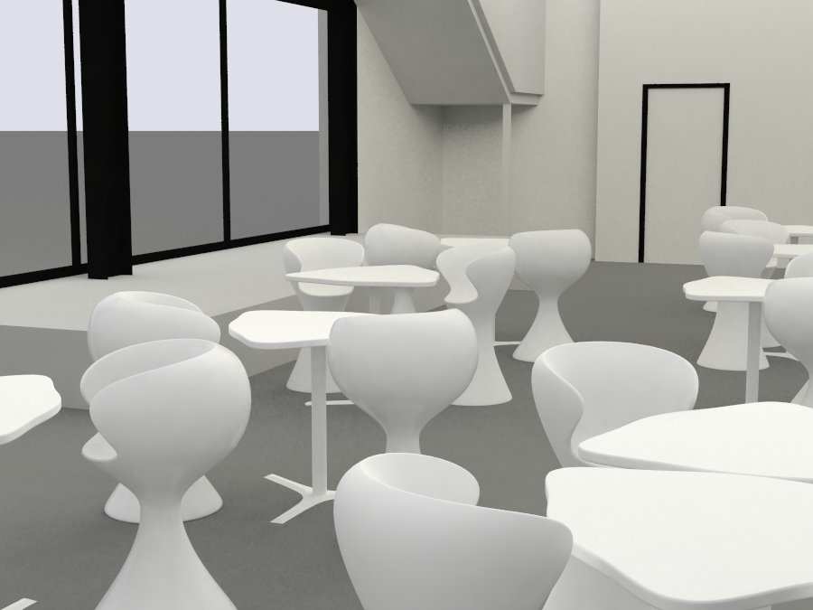main dining seating