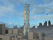 Render de la torre