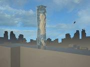 Render de la torre 4