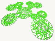 links between trees