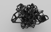 3D Voronoi Sculpture