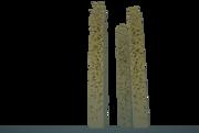 Random gradient towers