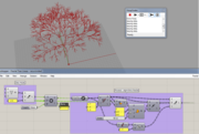 Fractal Tree Lineas - recursividad