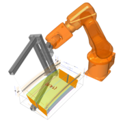 Automated FoamDome #1 - Toolpath generation & simulation with Hal v0.02