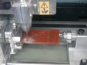 Fabricacion relieve CNC miliing