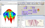 GH+Kangaroo+SSI+GSA Finite Element Analysis