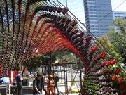 Nescafe Reforma Installation, The Tunnel