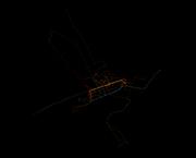 GPS paths