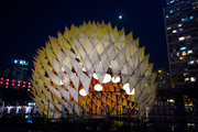 Golden Moon (Lantern Pavilion in HK) by LEAD