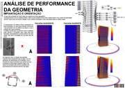 Tower geometry performance analysis